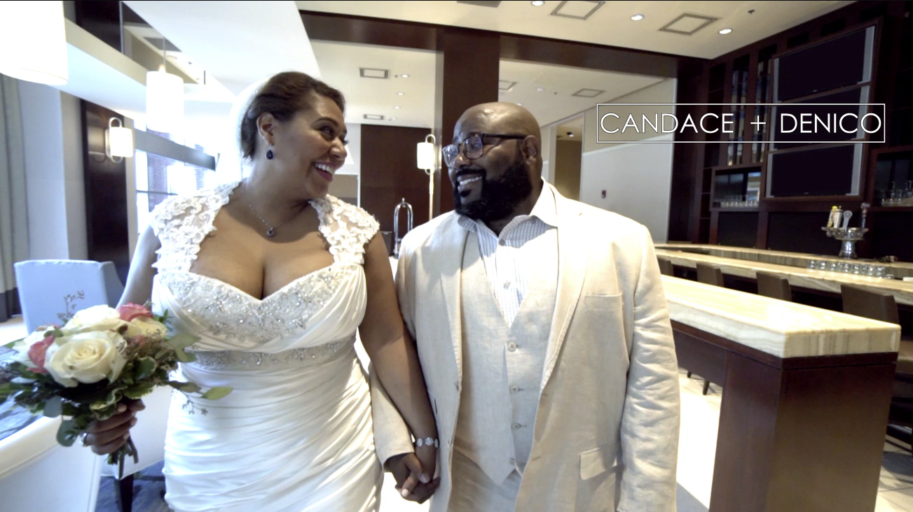 Candace & Denico – The Robinson Gallery
