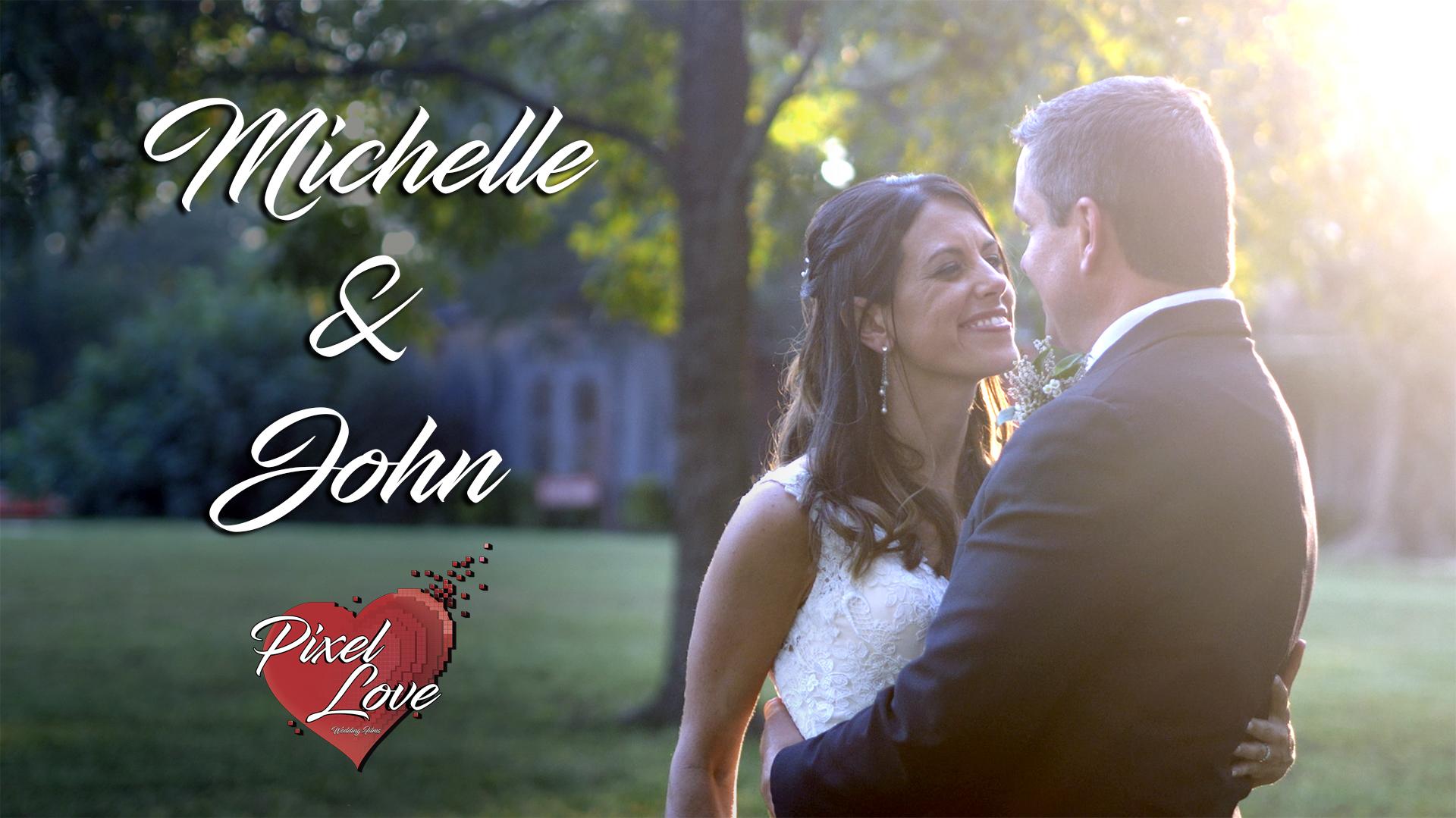 Michelle & John – Wedding at Heartwood Hall
