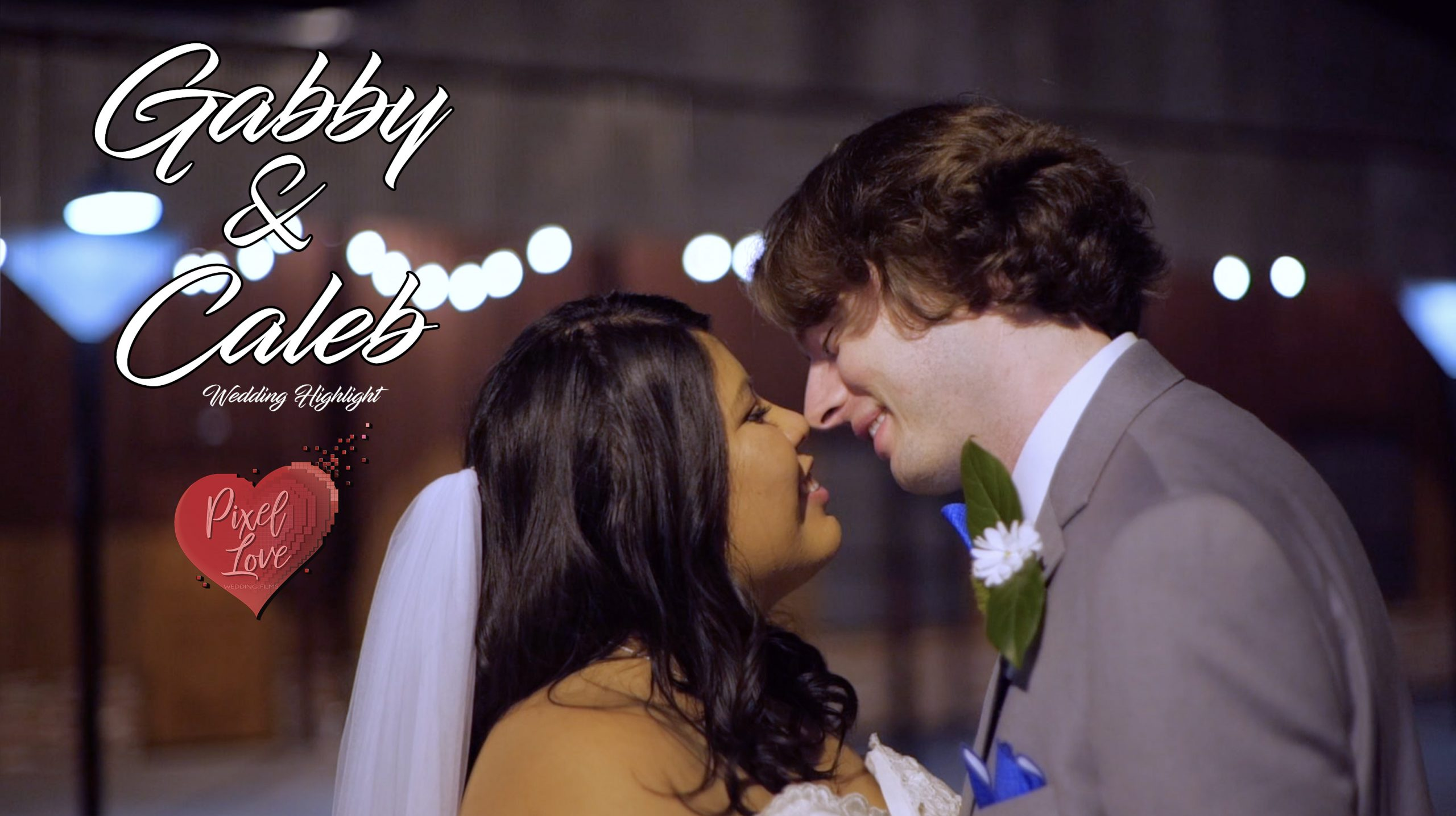 Gabby & Caleb – Wedding at The Gin at Nesbit